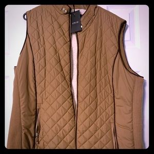 Jackets Amp Coats Faux Fur Shearling Vest Poshmark